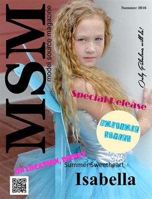 Model Source Magazine Boutique Style Summer 2016 Special Release