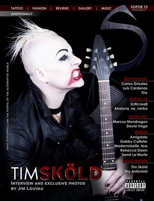 Sopor Magazine - ISSUE 10