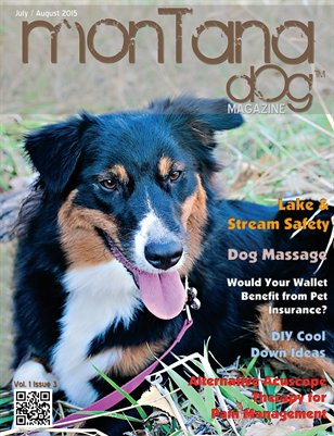 monTana dOg Magazine Vol. 1 Issue 3