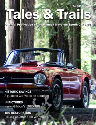 Tales & Trails - August 2019