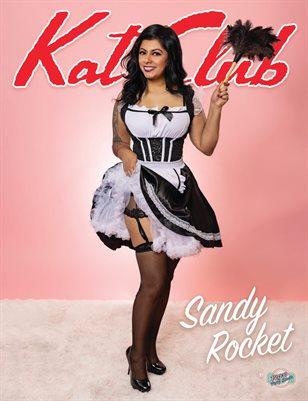 Kat Club No.19 – Sandy Rocket Cover