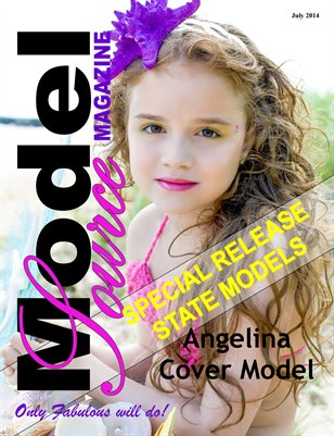 Model Source Magazine Special release State Models July 2014