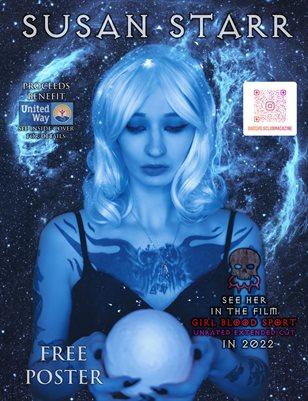 Susan Starr - Gothic Fantasy Nightmare | Bad Girls Club