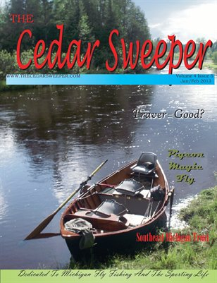 The Cedar Sweeper Volume 4 Issue 5