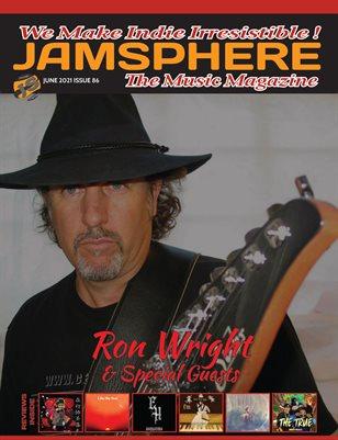 Jamsphere Indie Music Magazine June 2021