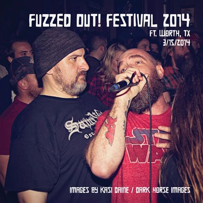 Fuzzed Out! Festival 2014