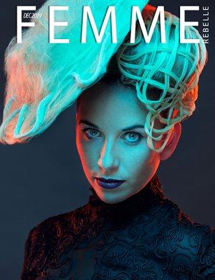 Femme Rebelle Magazine DECEMBER 2019 BOOK 1