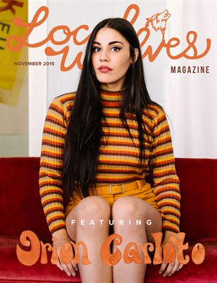 ISSUE 31 - ORION CARLOTO