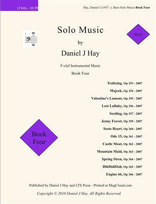 Solo - Bass - Book Four