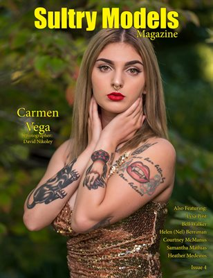 Sultry Models Magazine Issue 4