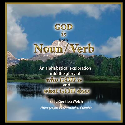 God is both noun and verb