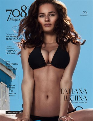 708 Magazine - Tatiana Likhina (Issue 4)