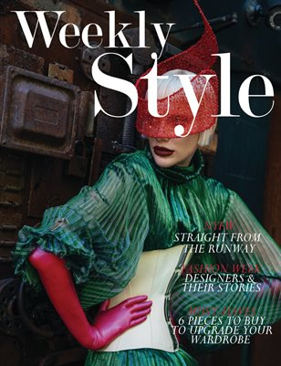 Weekly Style Magazine October 2020