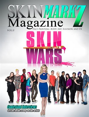 August Issue of SkinMarkZ Magazine 2015 - Vol. 11