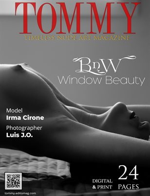 Irma Cirone - BnW Window Beauty
