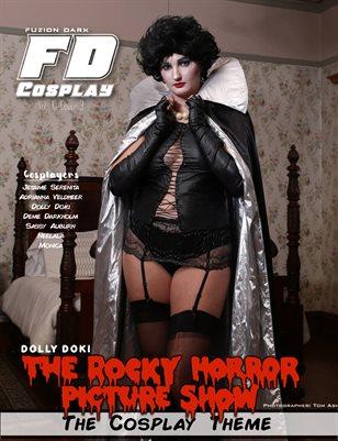 Fuzion Dark Dolly Doki VOL 10 Cover 3