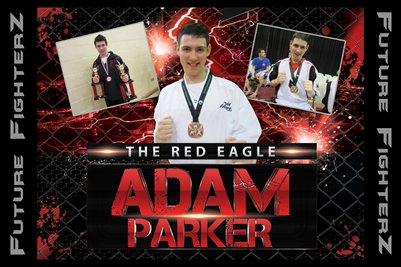 Adam Parker 2015 Poster