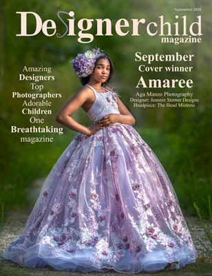 Designer Child Magazine September 2020