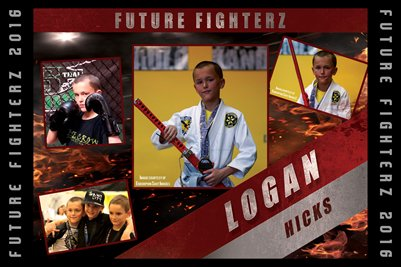 2016 Logan Hicks Cal - Poster
