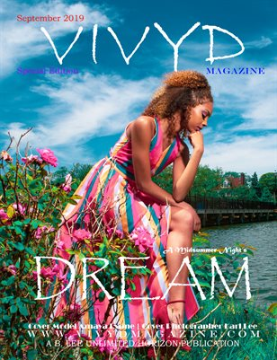VIVYD Magazine Midsummer Night's Dream SE Issue #9