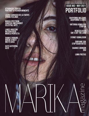 MARIKA MAGAZINE PORTFOLIO (ISSUE 883 - MAY)