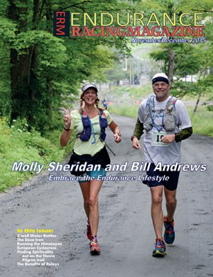 Nov/Dec 2015 Issue of Endurance Racing Magazine
