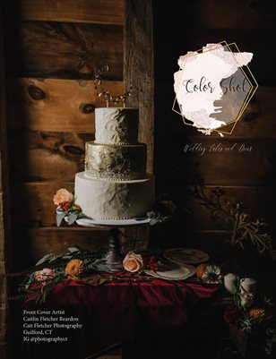 Issue #14 cakes and decor