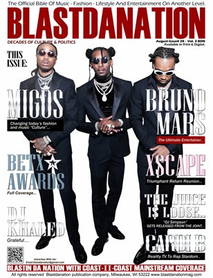 Blastdanation Magazine August 2017