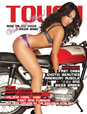 Touch Magazine Issue #4 Ride or Die Chicks and Biker Babes