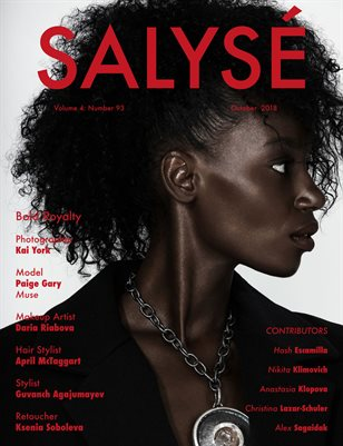 SALYSÉ Magazine | Vol 4 : No 93 | October 2018