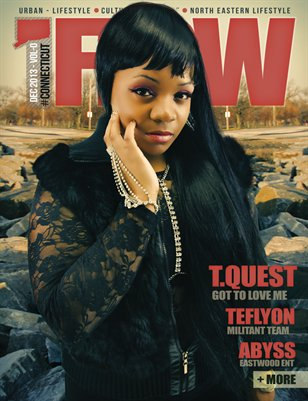 #ConnecticutFlow Magazine #0 - T_Quest Edition