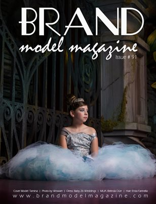 Brand Model Magazine  Issue # 91