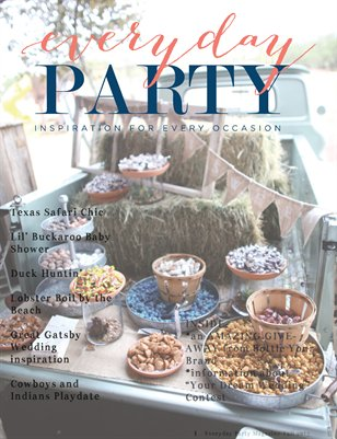 Everyday Party Magazine Fall 2013 Issue 3