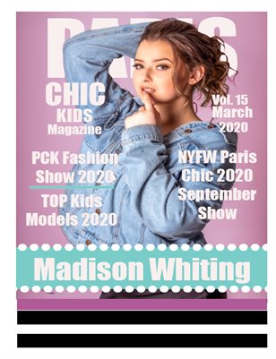 Madison Whiting march 2020