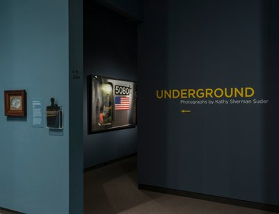 UNDERGROUND Exhibition Travel Proposal: Kathy Sherman Suder