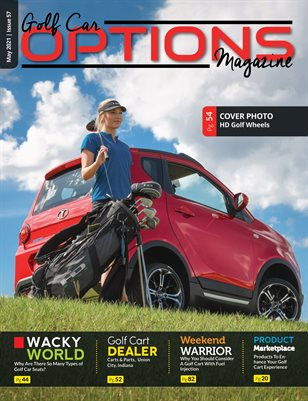 Golf Car Options Magazine - May 2021