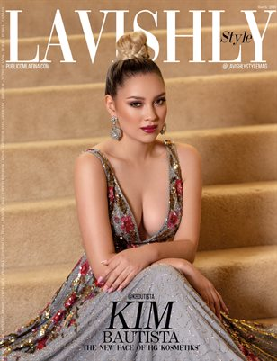 LAVISHLY Magazine - KIM BAUTISTA - March/2020 - Issue #9