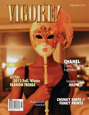 Vigore! Magazine_September_2012