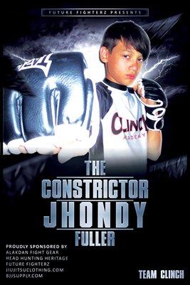 Jhondy Fuller Lightning - Poster