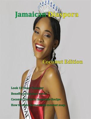 Jamaican Diaspora: Coconut Edition
