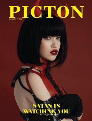 Picton Magazine December 2019 N354 Cover 1
