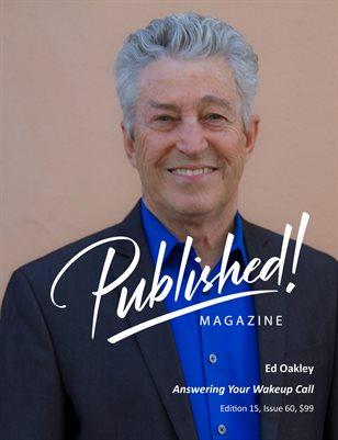 PUBLISHED! #15 Excerpt featuring Ed Oakley!