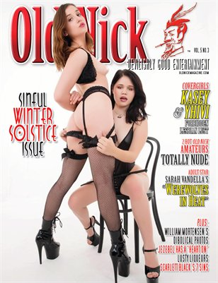 Sinful Winter Solstice Issue!