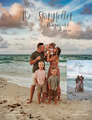 The Storyteller Magazine Issue #24- Before/ After