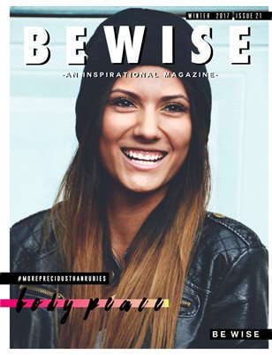BE WISE Magazine Issue 21