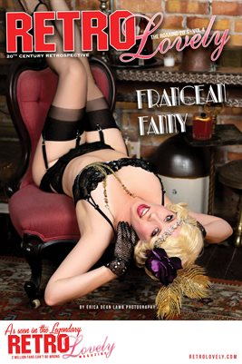 Francean Fanny Cover Poster