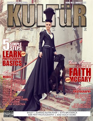 Kultur - Issue 36.2 - August 2014