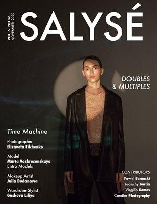 SALYSÉ Magazine | Vol 6 No 56 | NOVEMBER 2020 |