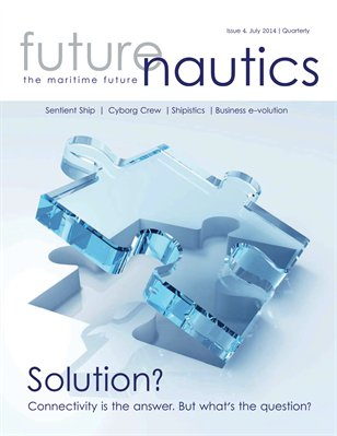 Futurenautics. Issue 4 - Connectivity & data - July 2014