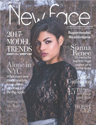 New Face Model Magazine - Issue 01, January '17